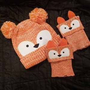 3 for $20! 🤩 NWOT Five Below Fox Hat/Boot Toppers